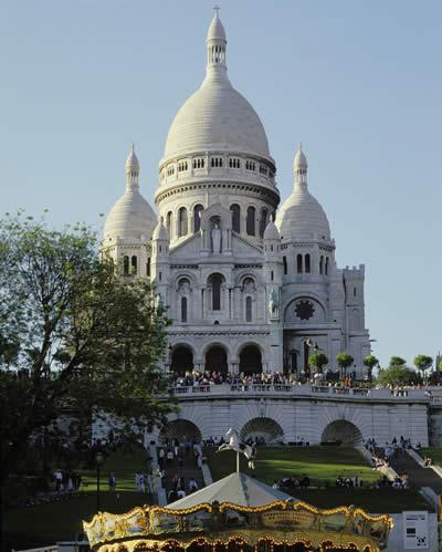 basilica-sacre-coeur-parigi